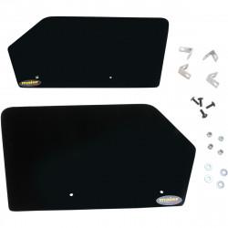 Plaque numéro noir MAIER pour POLARIS RZR 800 10-12/XP 900 11-13/XP-4 900 12-13