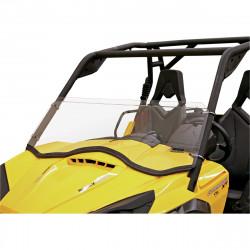 Demi parebrise Moose Utility pour Polaris Ranger Midsize Models 15-19