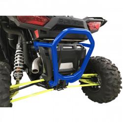 Bumper arrière bleu Moose Racing pour Polaris RZR 900/XP 1000/XP4 1000 15-18