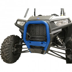 Bumper avant bleu Moose Racing pour Polaris RZR 900/XP 1000/XP4 1000 15-18