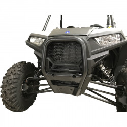 Bumper avant noir Moose Racing pour Polaris RZR 900/XP 1000/XP4 1000 15-18