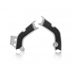 Protection de cadre Acerbis X-GRIP pour Honda CRF250R 2020/CRF450R 19-20