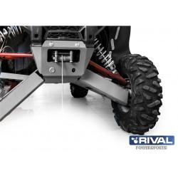 Support de treuil RIVAL pour Polaris RZR 1000 14-18