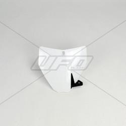 Plaque numéro frontale Ufo Plast pour Husqvarna TC/FC 14-15 (TC250 14-16)