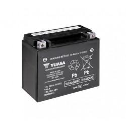 Batterie Skyrich YTX20HL-BS pour Can-am Commander/Maverick/X3/Polaris RZR 800 08-15/Yamaha YXZ1000R 16-18