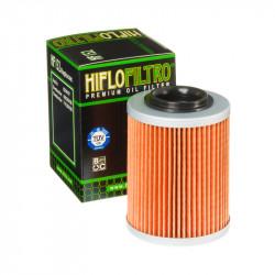 Filtre à huile Hiflofiltro HF152 pour Can-am Commander 1000 11-17/Maverick 1000 14-17