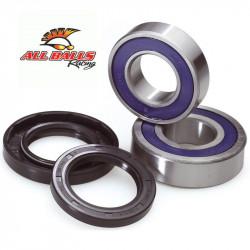 Kit roulements de roue arrière All-Balls pour Kawasaki KX80 79-82/Suzuki TS75 74-77