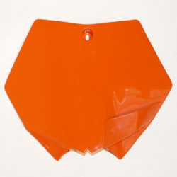 Plaques numéro frontales Ufo Plast pour KTM SX125 07-12