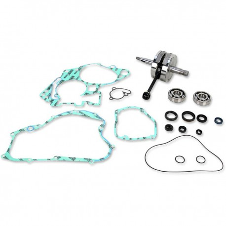 Kit vilebrequin complet Wiseco pour Yamaha YZ125 01-04