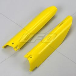 Protections de fourche Ufo Plast pour Suzuki RM125 07-09