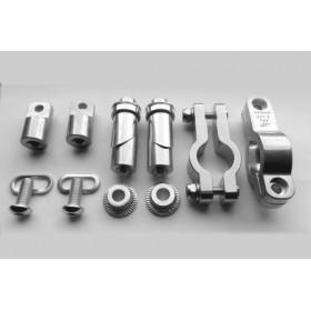 Fixations et pièces de protèges mains Circuit Equipment