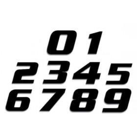 Numéros de course