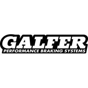 Plaquettes de frein arrière Galfer
